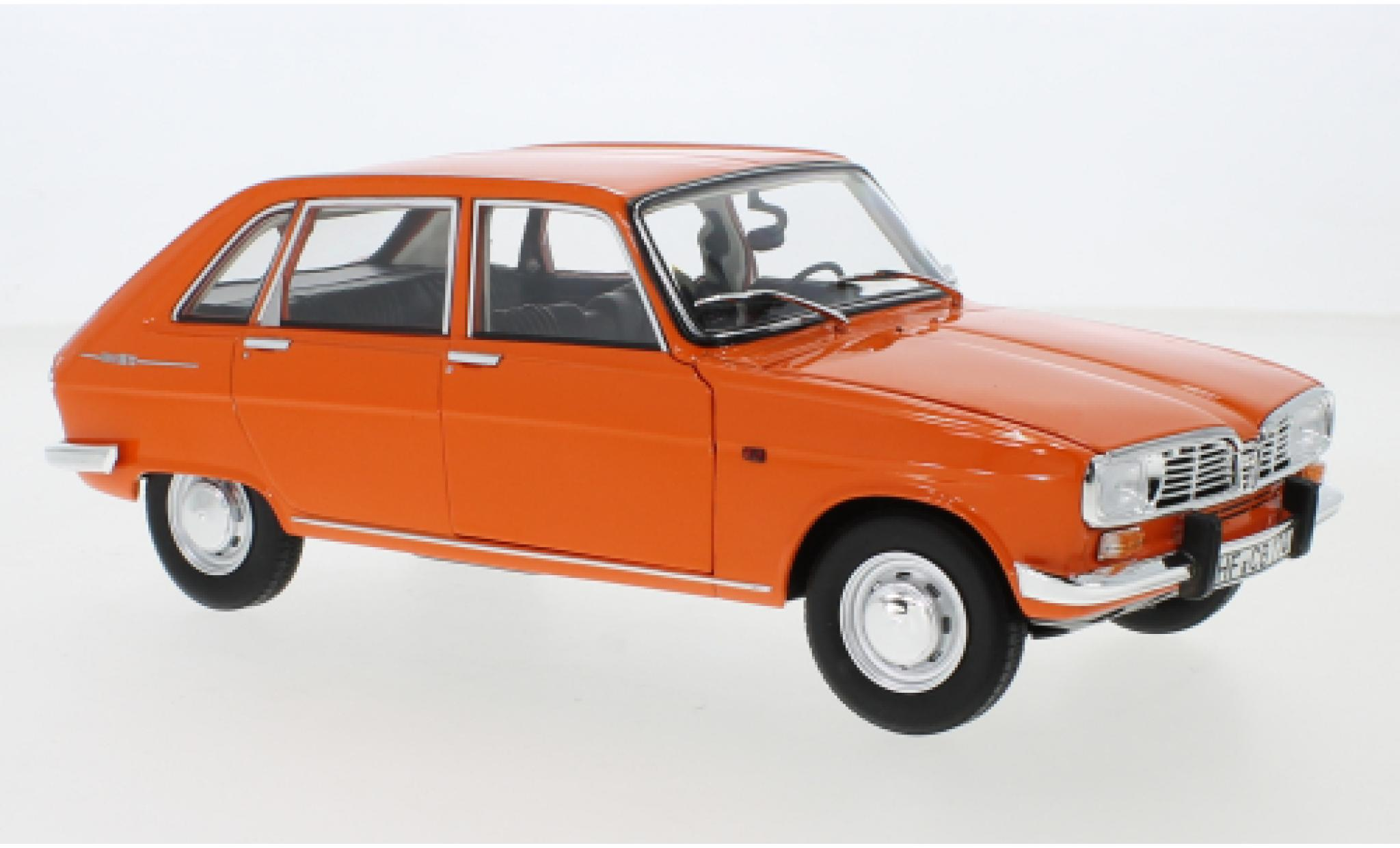 Renault 16 1/18 Norev TS orange 1971