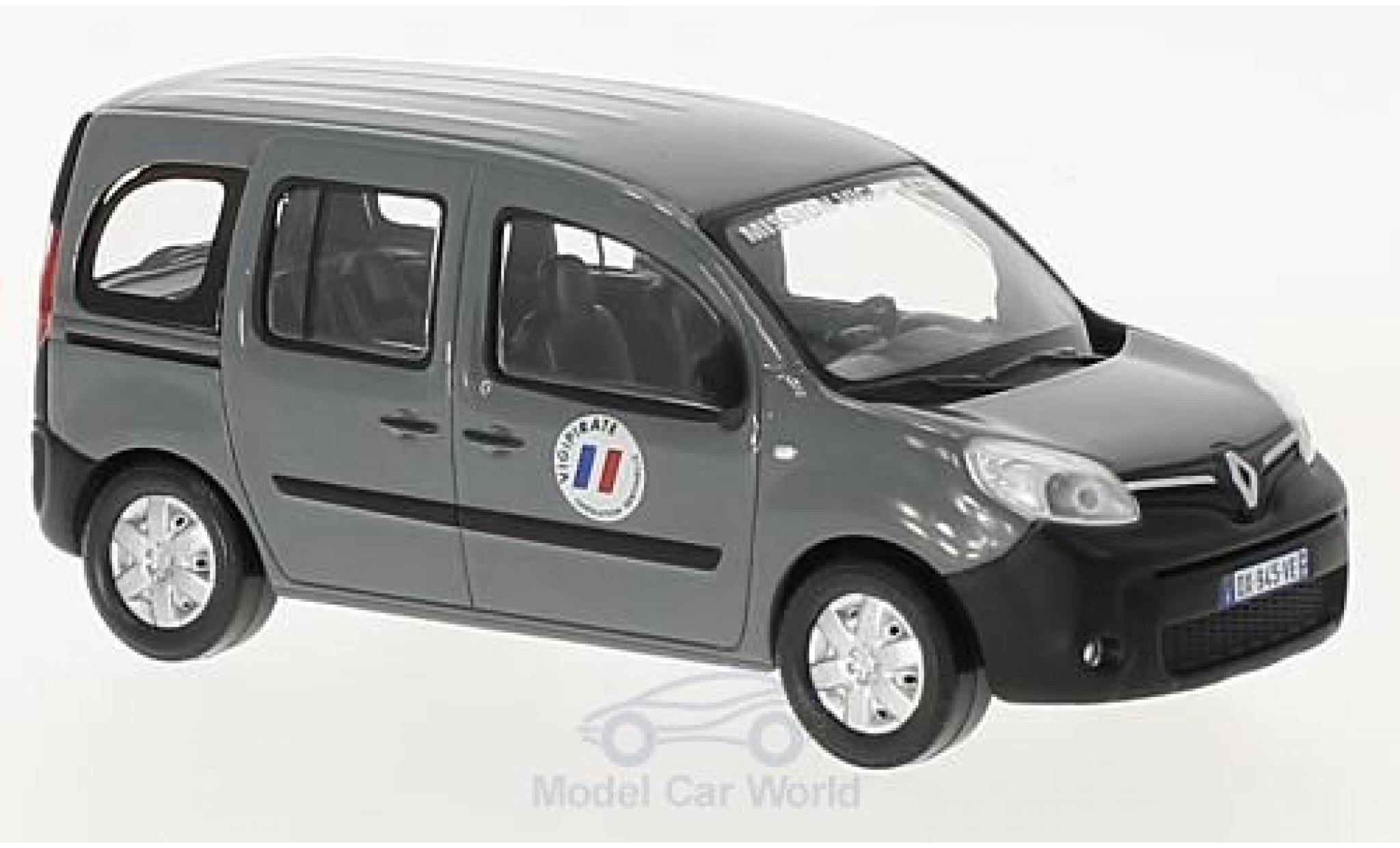 Renault Kangoo 1/43 Norev Vigipirate (F) 2016