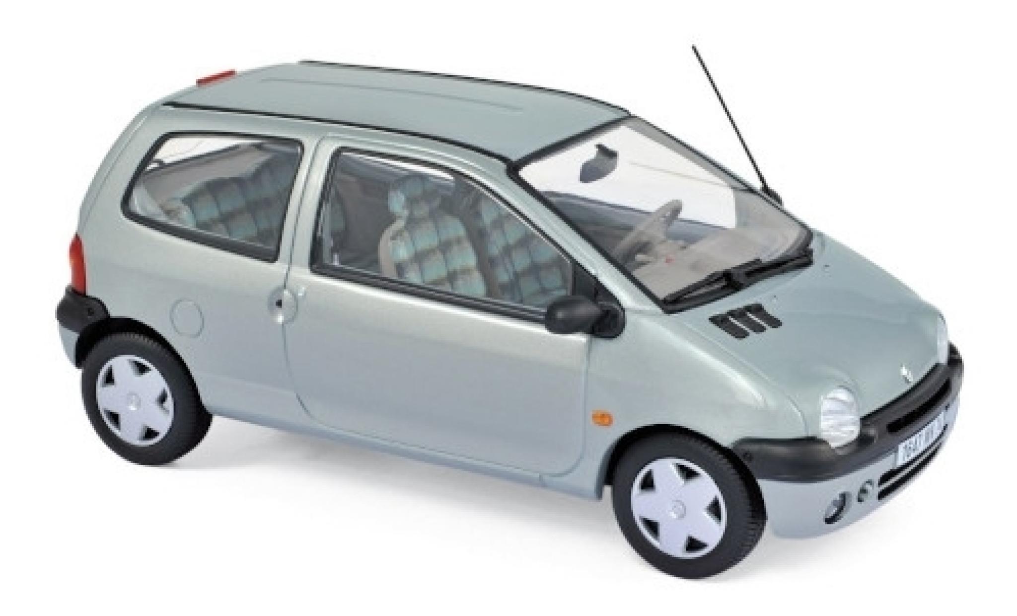 Renault Twingo 1/18 Norev grise 1998
