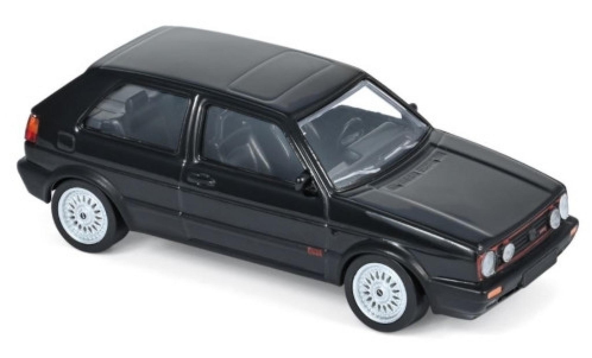 Volkswagen Golf 1/43 Norev II GTI G60 noire 1990 Jetcar