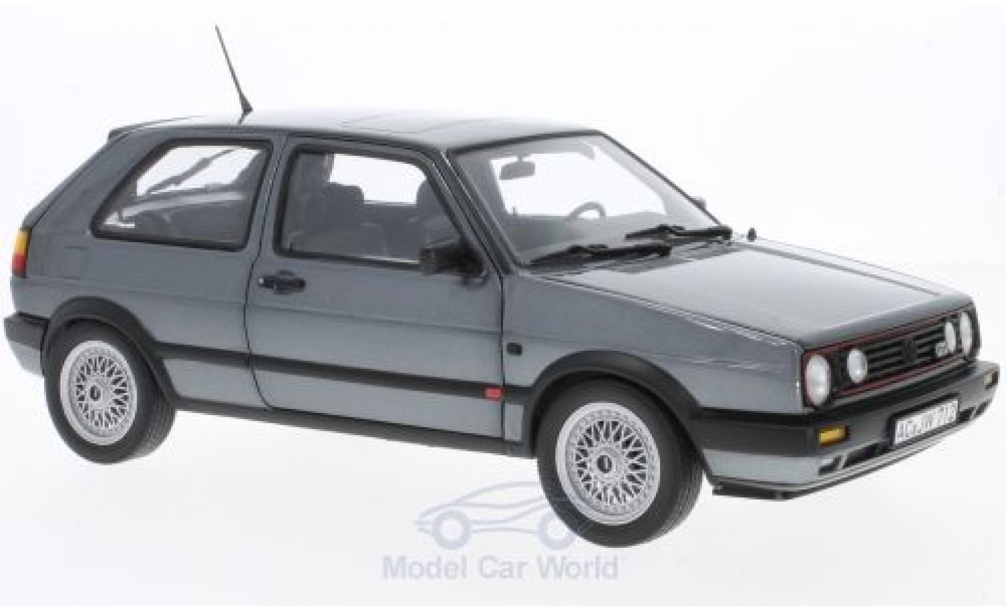 Volkswagen Golf V 1/18 Norev II GTI metallise grey 1990