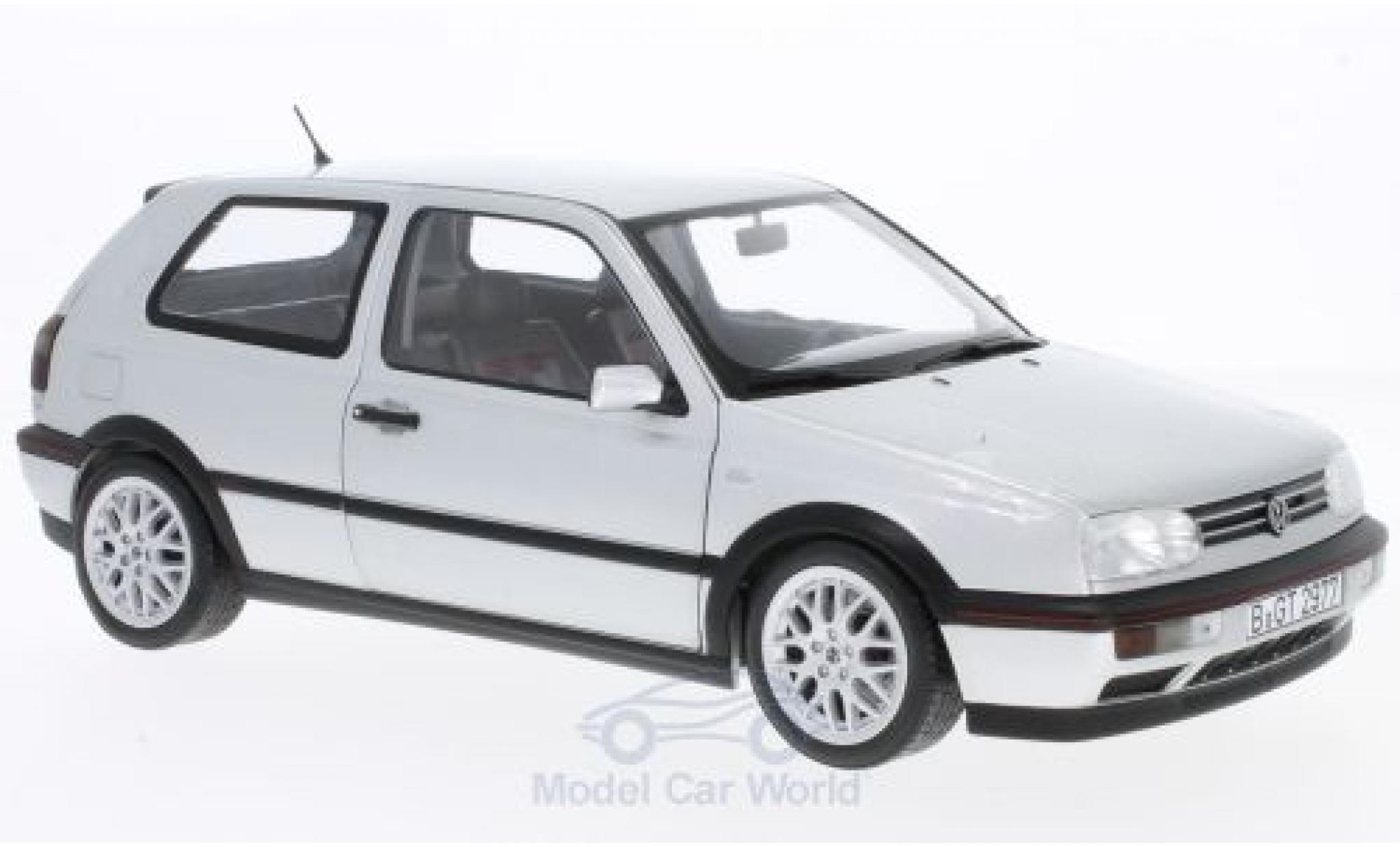 Volkswagen Golf V 1/18 Norev III GTI grise 1996 20th Anniversary