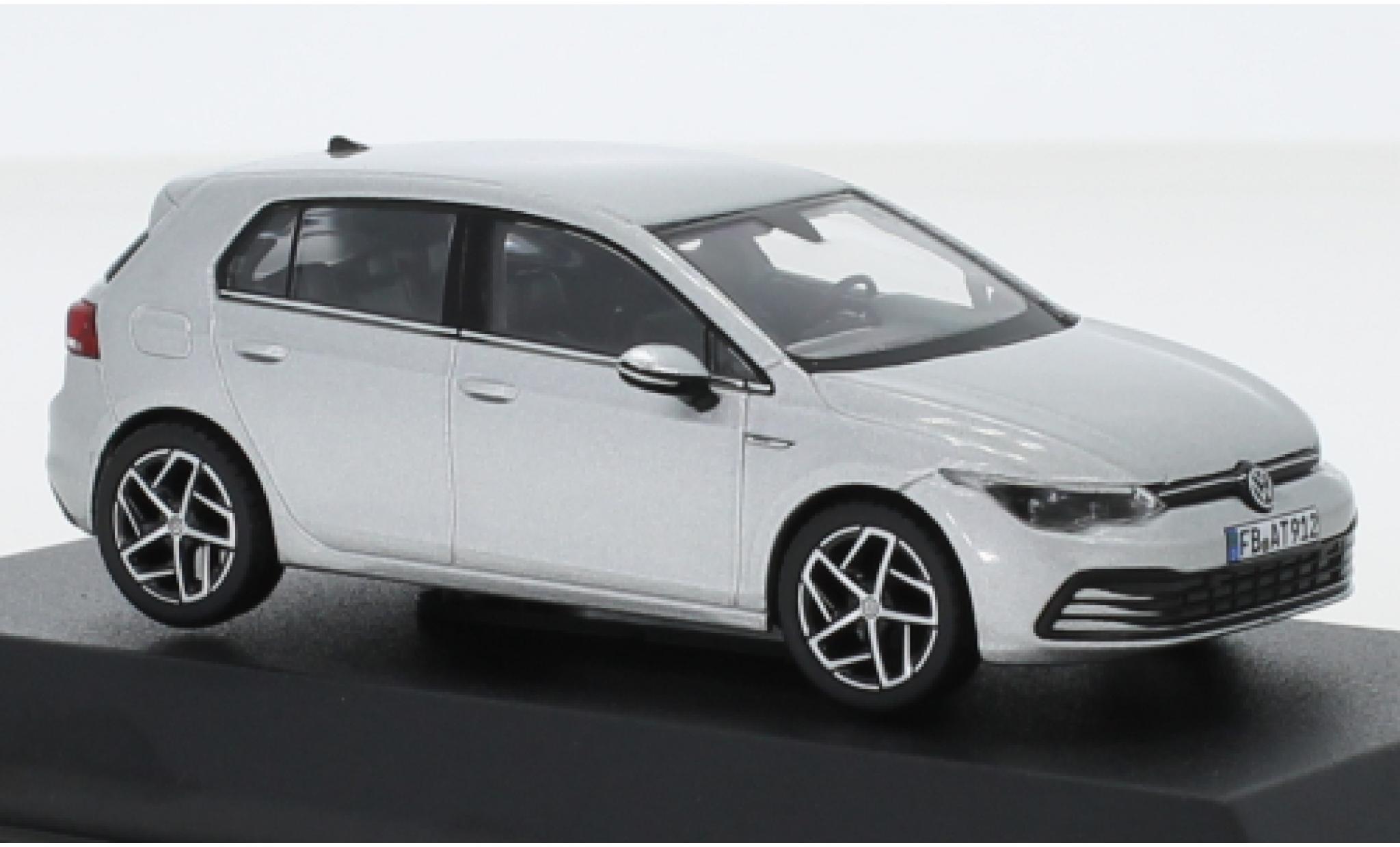 Volkswagen Golf 1/43 Norev VIII grise 2020