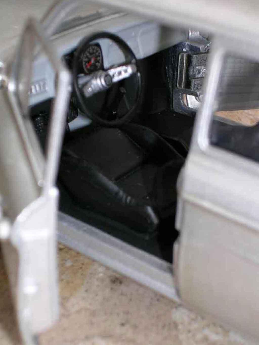 NSU TT 1/18 Revell racing gray