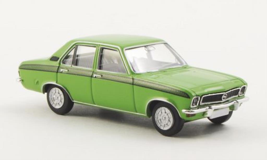 Opel Ascona A 1/87 Brekina Bazar 75 verte miniature