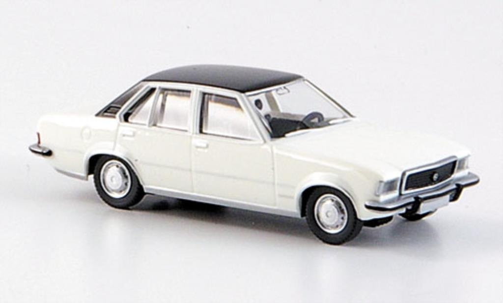 Opel Commodore B 1/87 Wiking blanche miniature
