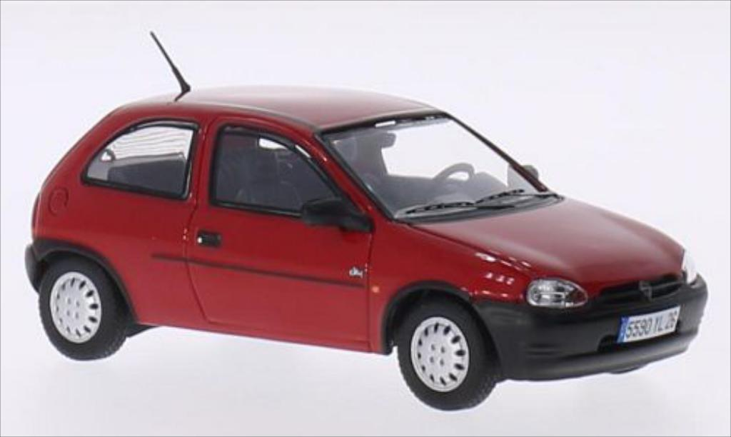 opel corsa b red 1994 mcw diecast model car 1 43 buy sell diecast car on. Black Bedroom Furniture Sets. Home Design Ideas