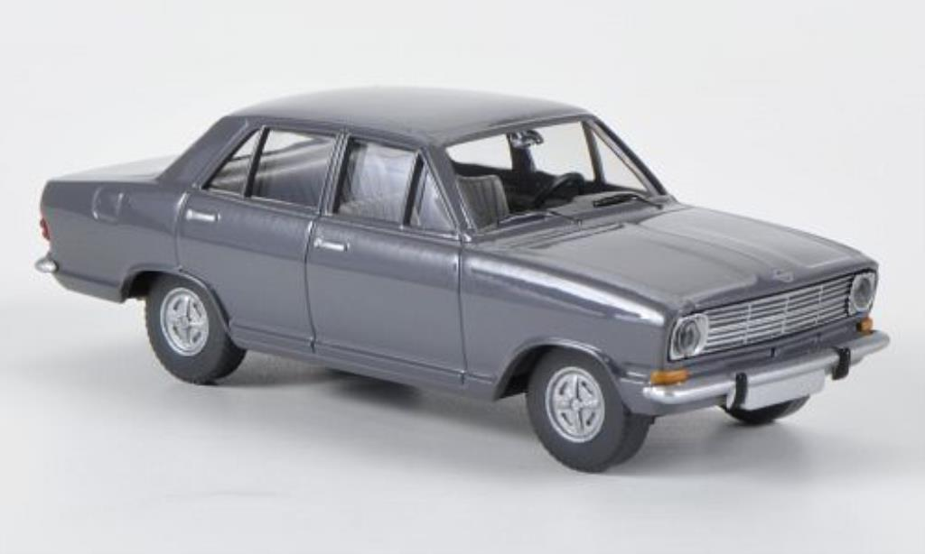 opel kadett b gray wiking diecast model car 1 87 buy sell diecast car on. Black Bedroom Furniture Sets. Home Design Ideas