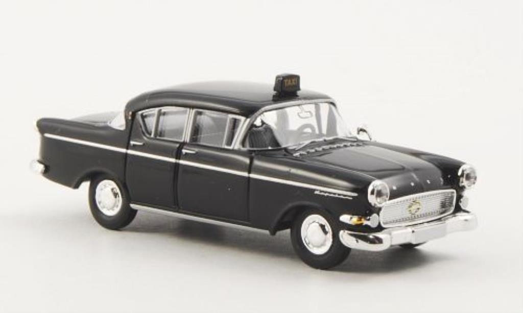 Opel Kapitan 1/87 Brekina P 2.5 Taxi miniature
