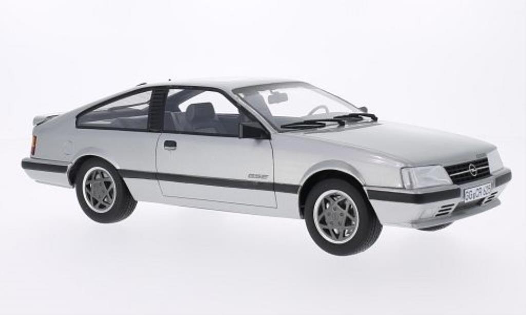 opel monza a2 gse silber 1985 mcw modellauto 1 18 kaufen verkauf modellauto online. Black Bedroom Furniture Sets. Home Design Ideas