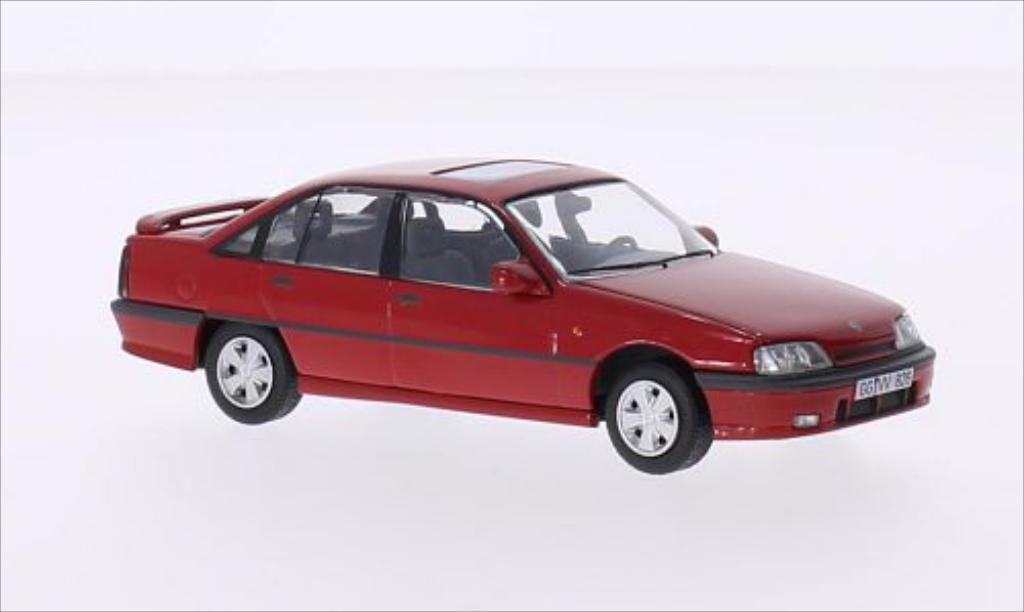 Opel Omega 1/43 Vanguards 3000 rouge miniature
