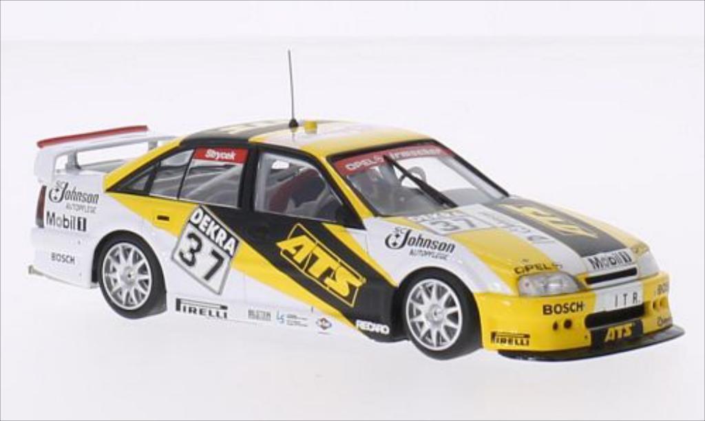Opel Omega 1/43 Minichamps A 3000 24V No.37 Irmscher Motorsport ATS DTM 1991 miniature