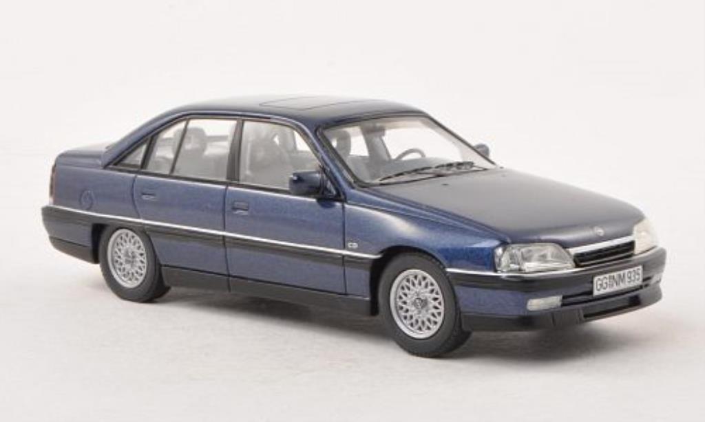Opel Omega 1/43 Neo A2 CD 2.6i bleu 1991 miniature