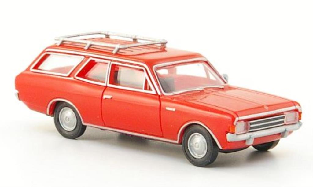 opel rekord c caravan red mcw diecast model car 1 87 buy sell diecast car on. Black Bedroom Furniture Sets. Home Design Ideas