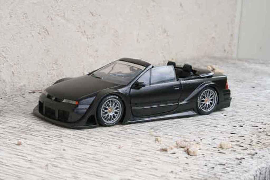 opel calibra miniature cabriolet kit dtm ut models 1 18. Black Bedroom Furniture Sets. Home Design Ideas