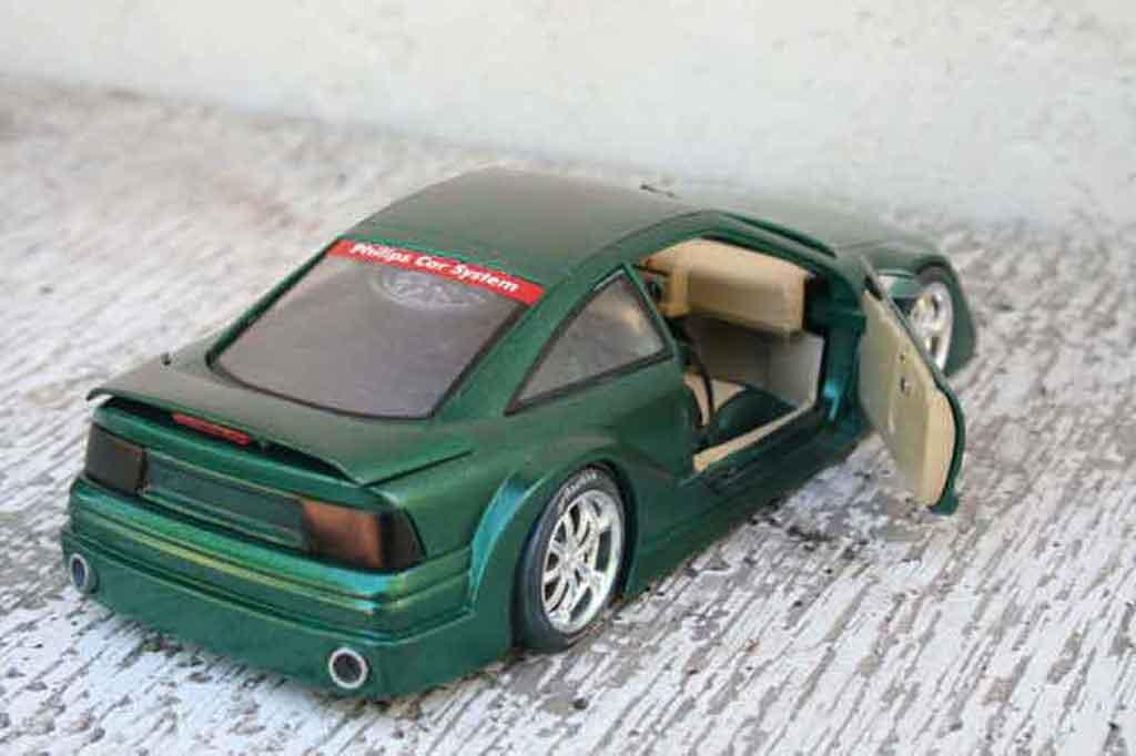 opel calibra miniature lissage ut models 1 18 voiture. Black Bedroom Furniture Sets. Home Design Ideas