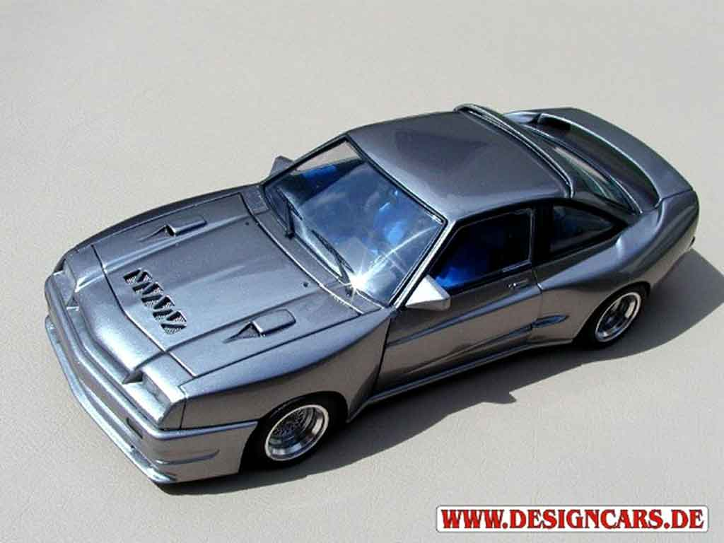 opel manta b miniature tuning revell 1 18 voiture. Black Bedroom Furniture Sets. Home Design Ideas