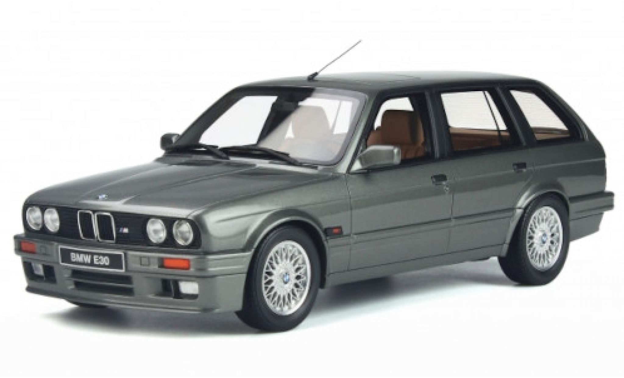 Bmw 325 1/18 Ottomobile i (E30) Touring metallise grey 1991
