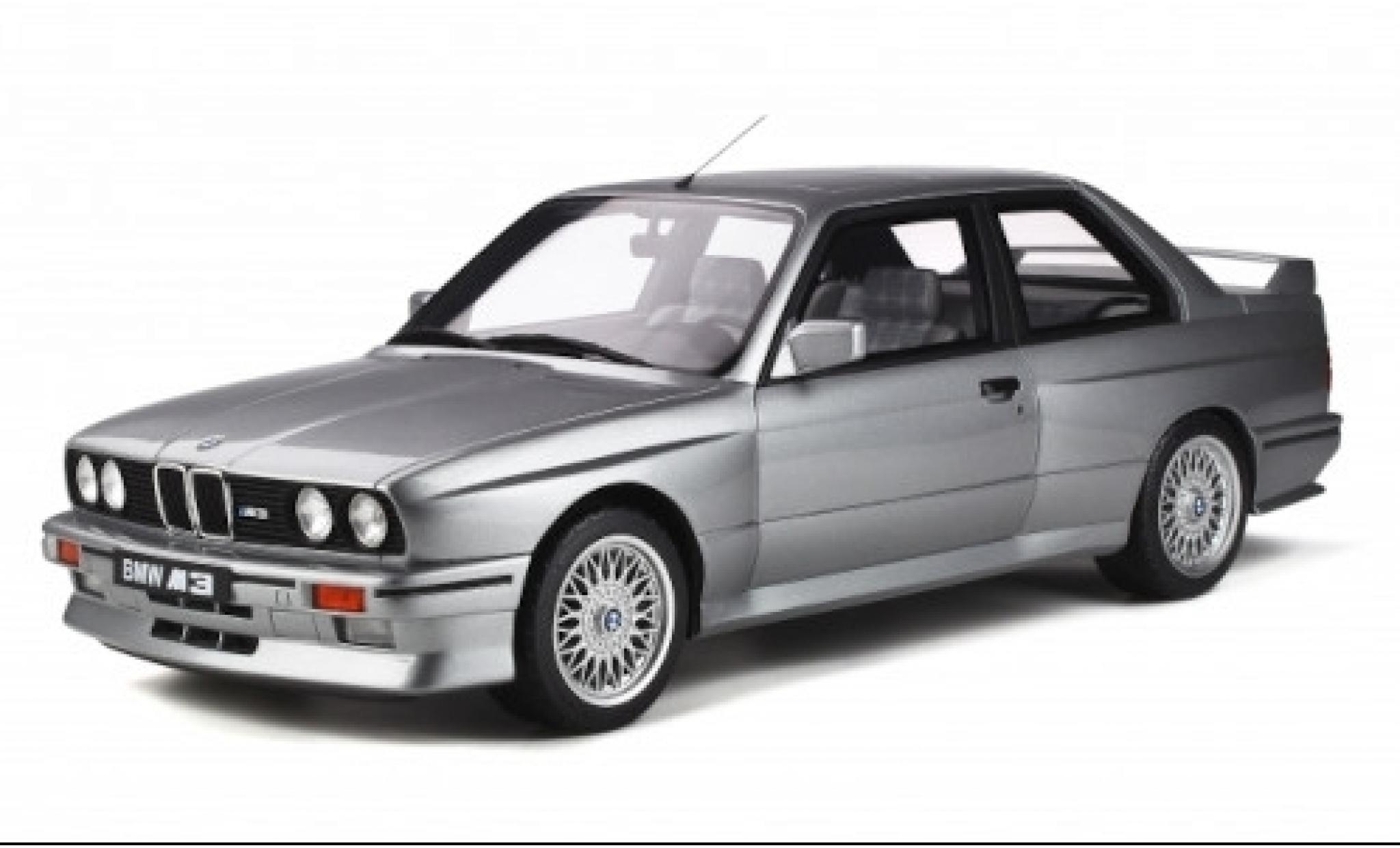 Bmw M3 1/12 Ottomobile (E30) grise 1987