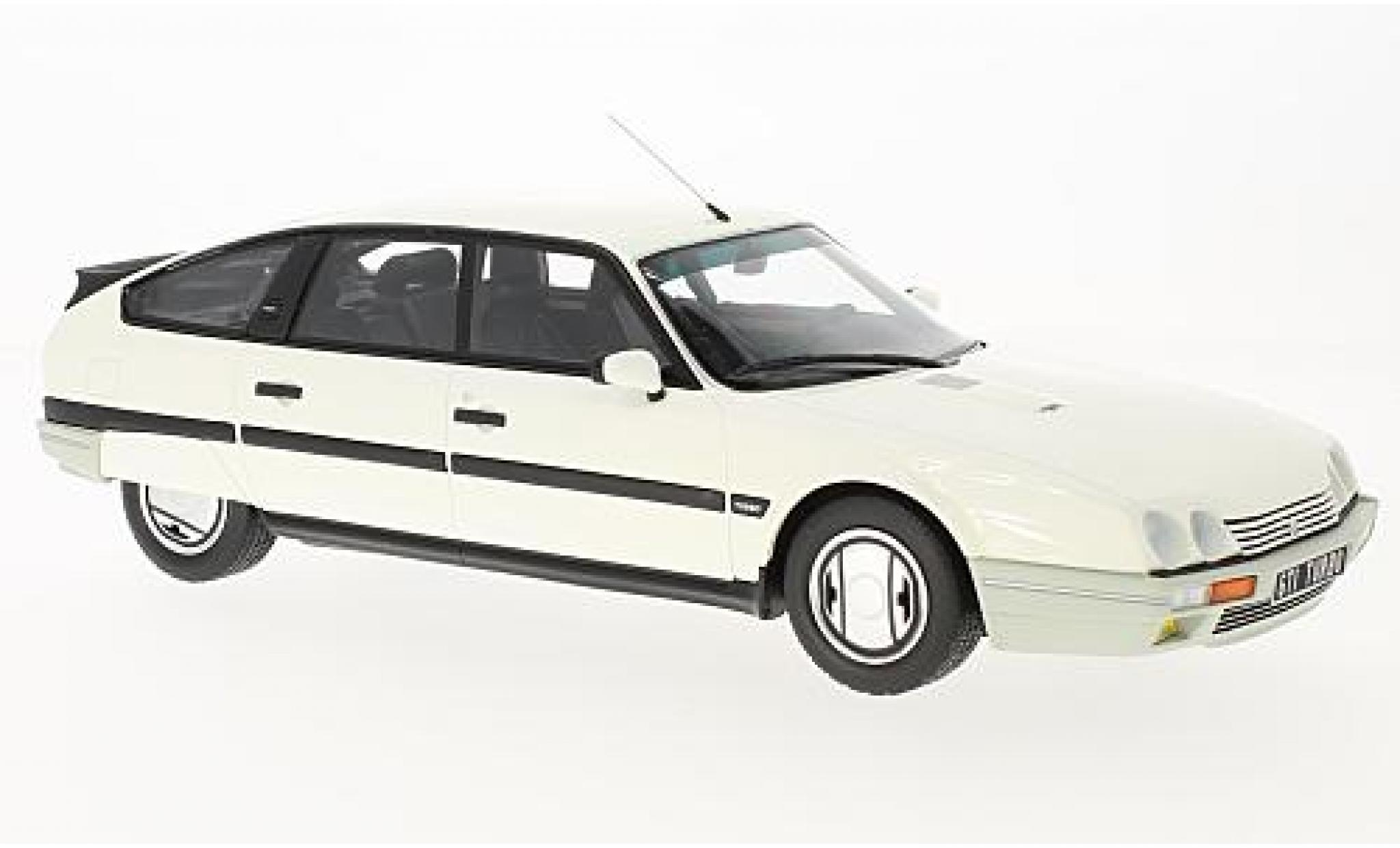 Citroen CX 1/18 Ottomobile 2.5 GTI Turbo 2 blanche