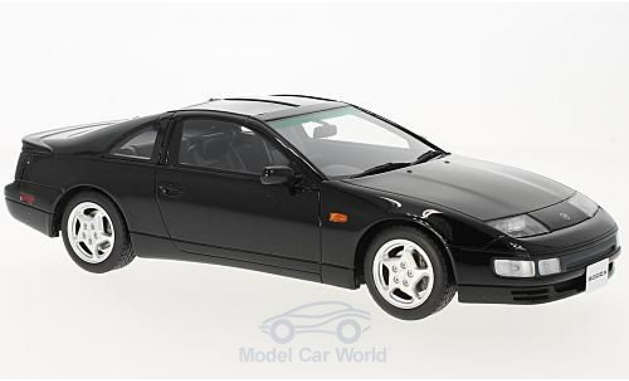 Nissan 300 1/18 Ottomobile ZX (Z32) metallise black RHD 1992