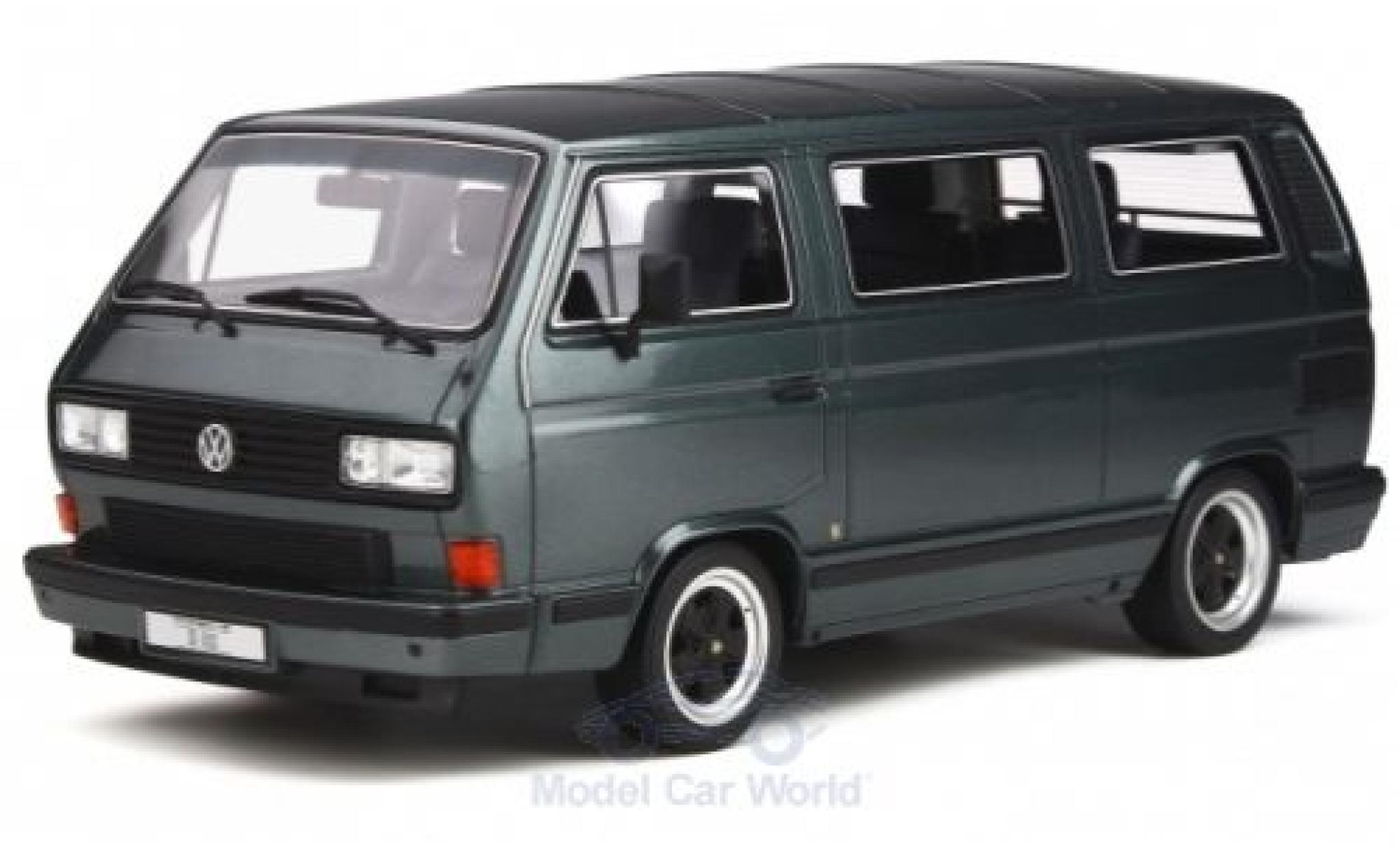 Volkswagen T3 1/18 Ottomobile B32 metallise grise 1985