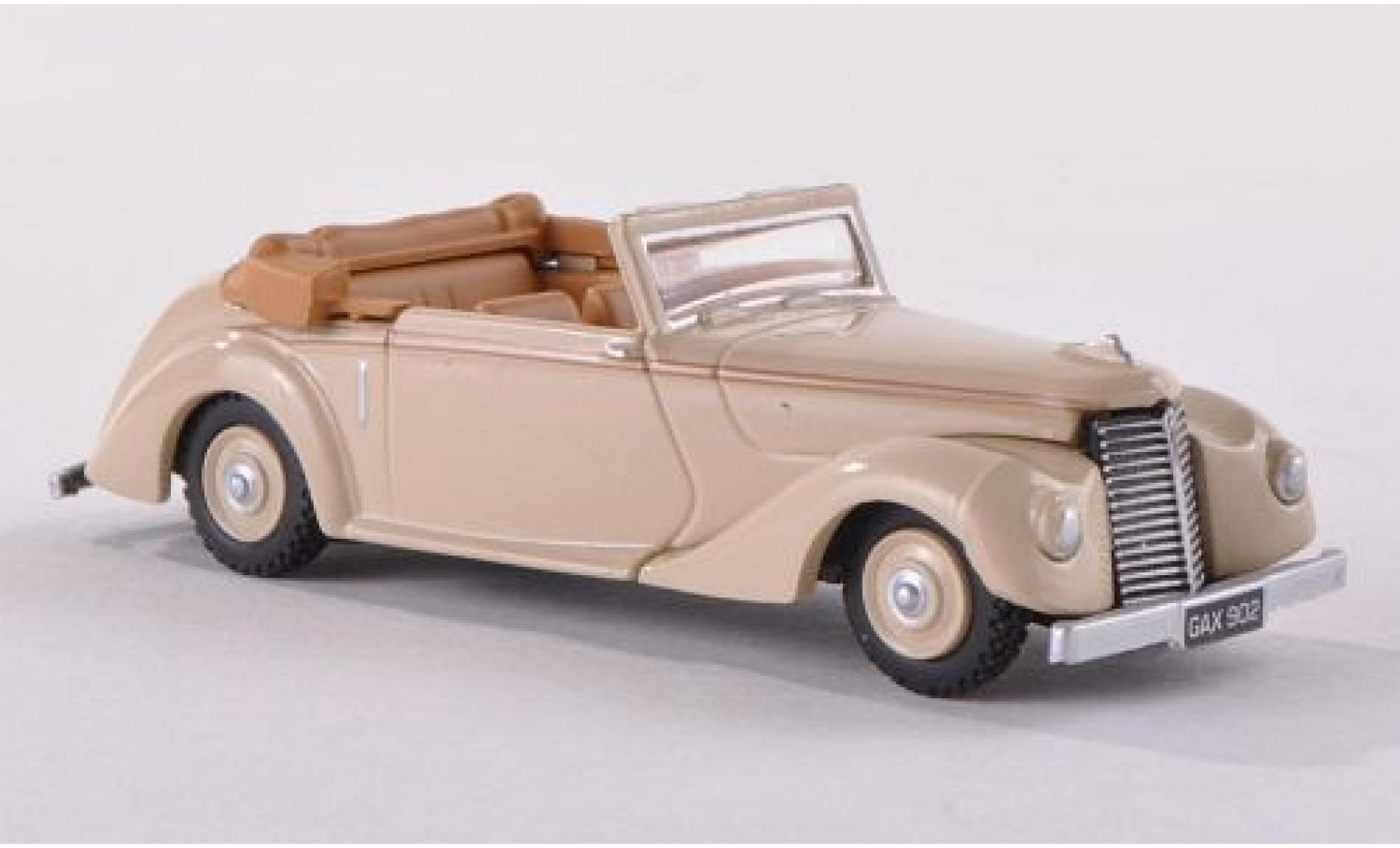 Armstrong Siddeley Hurricane 1/76 Oxford beige