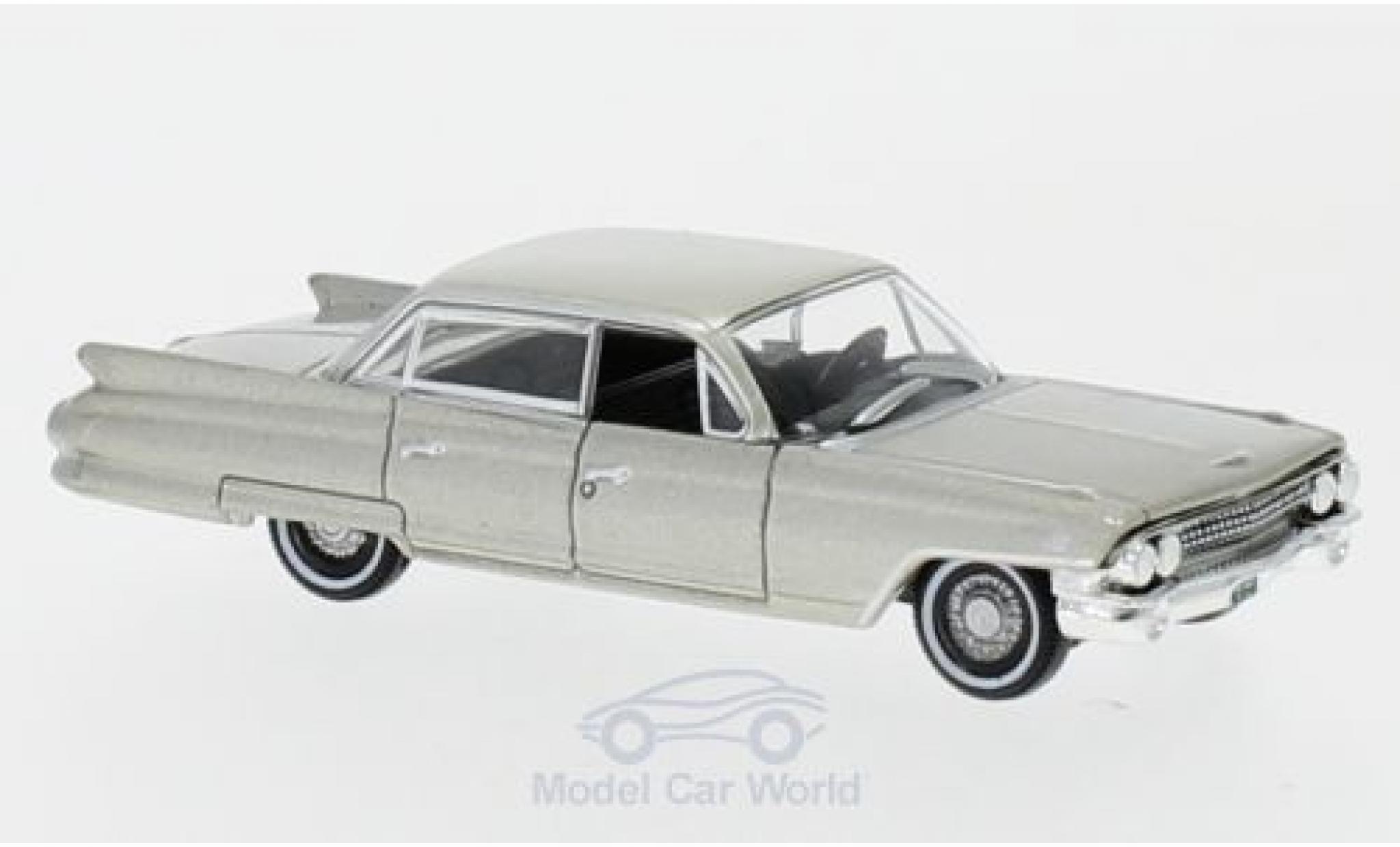 Cadillac Sedan 1/87 Oxford Deville métallisé beige 1961