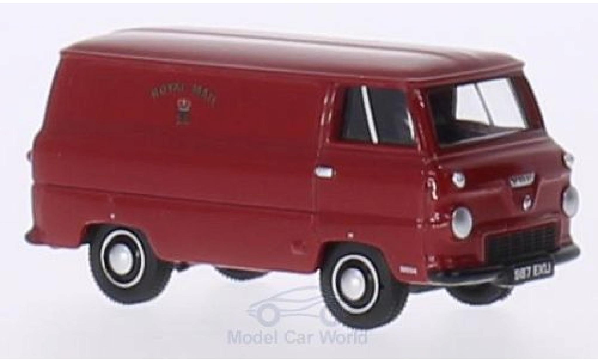 Ford 400E 1/76 Oxford Van RHD Royal Mail