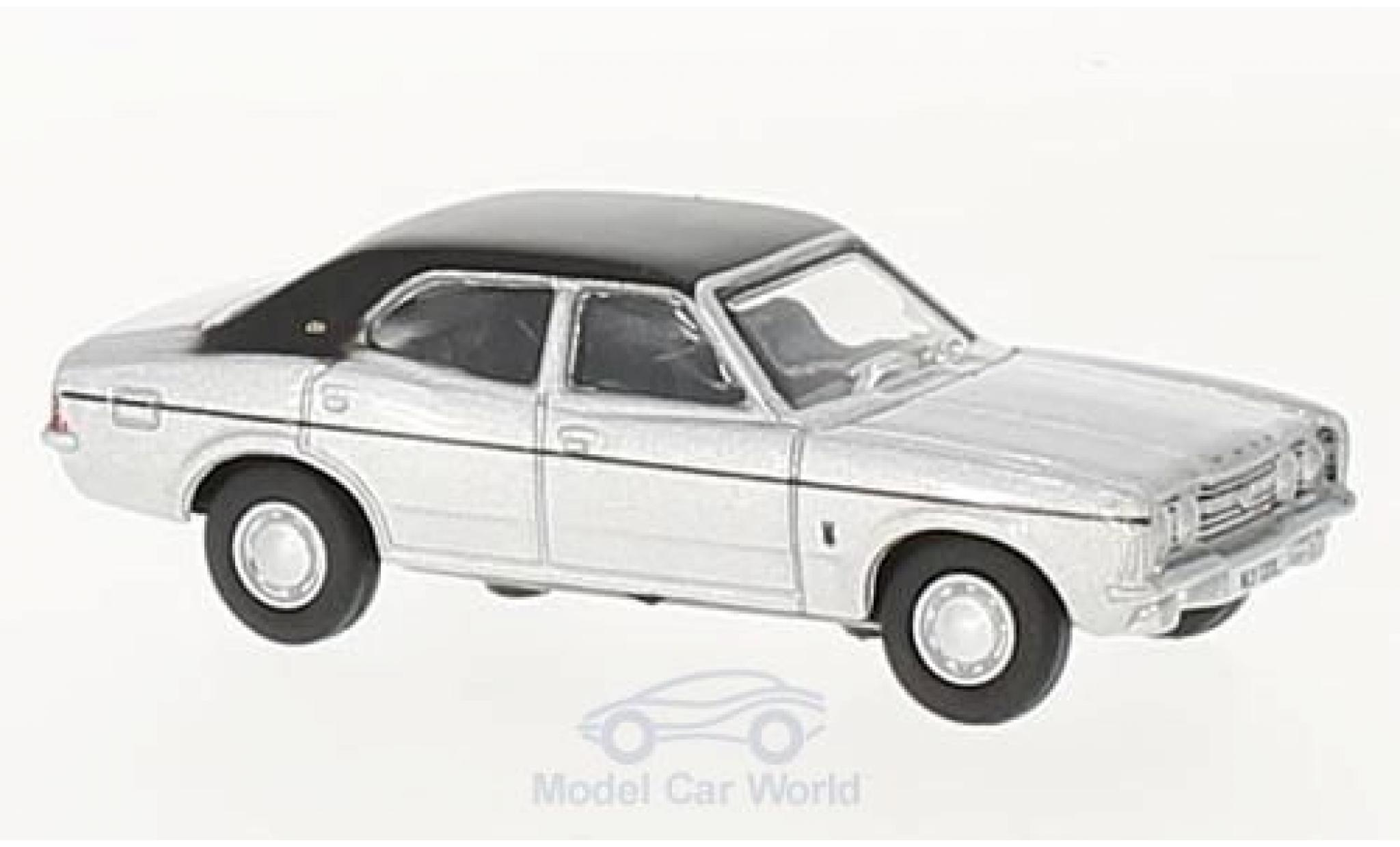 Ford Cortina 1/76 Oxford MKIII grise/noire