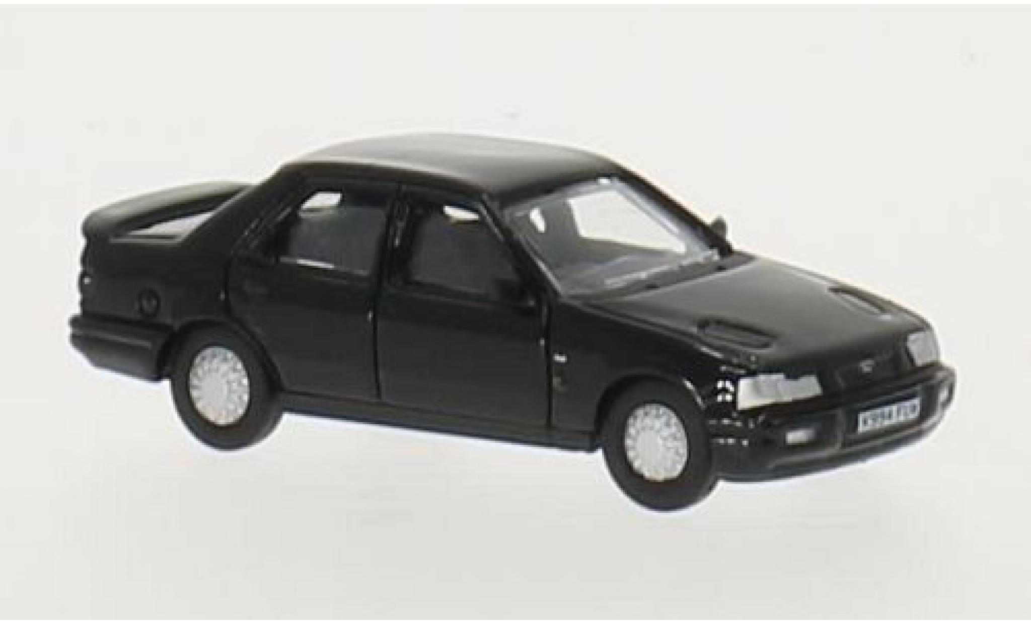 Ford Sierra 1/76 Oxford RS Cosworth Sapphire noire RHD