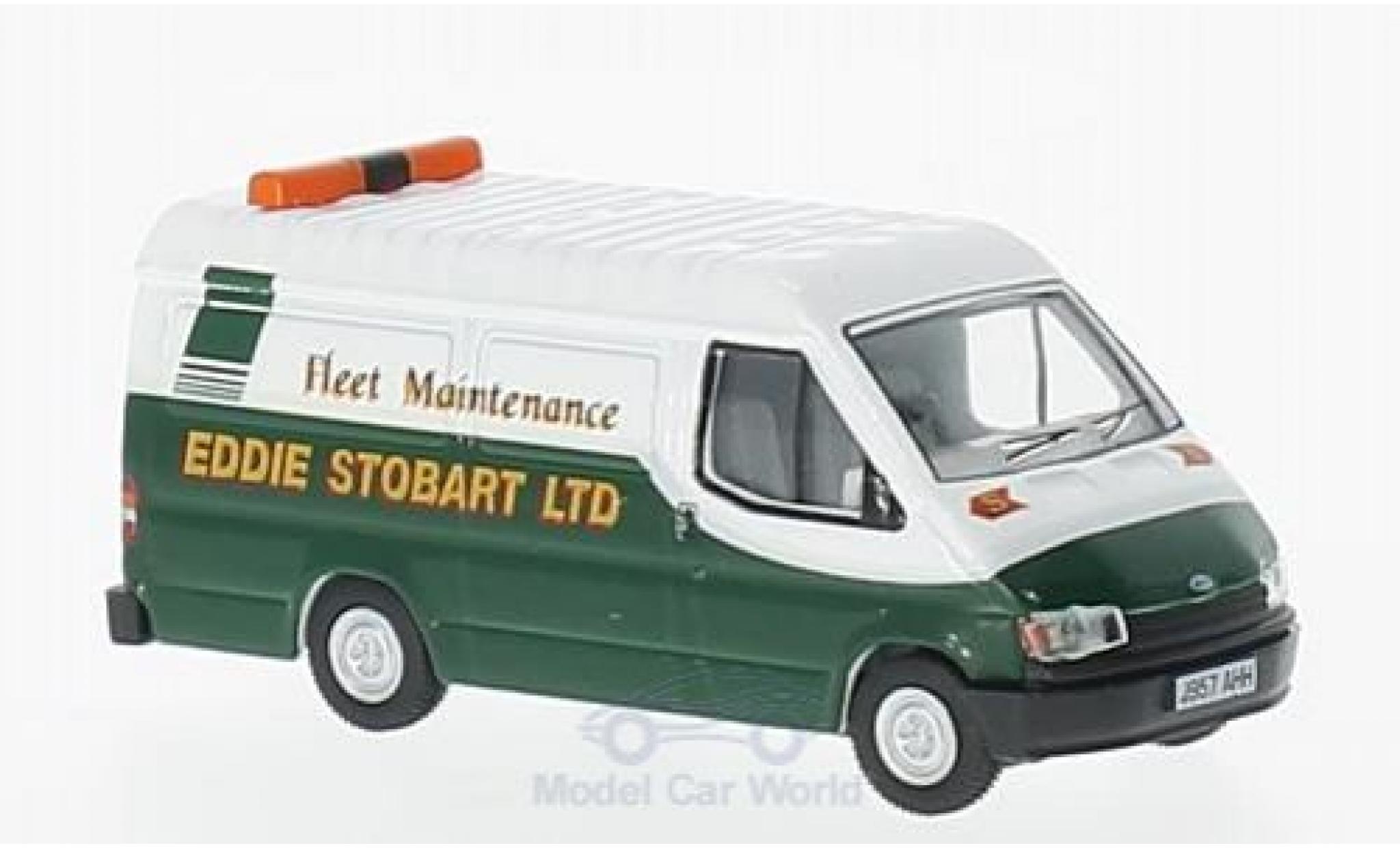 Ford Transit 1/76 Oxford Mk3 Eddie Stobart