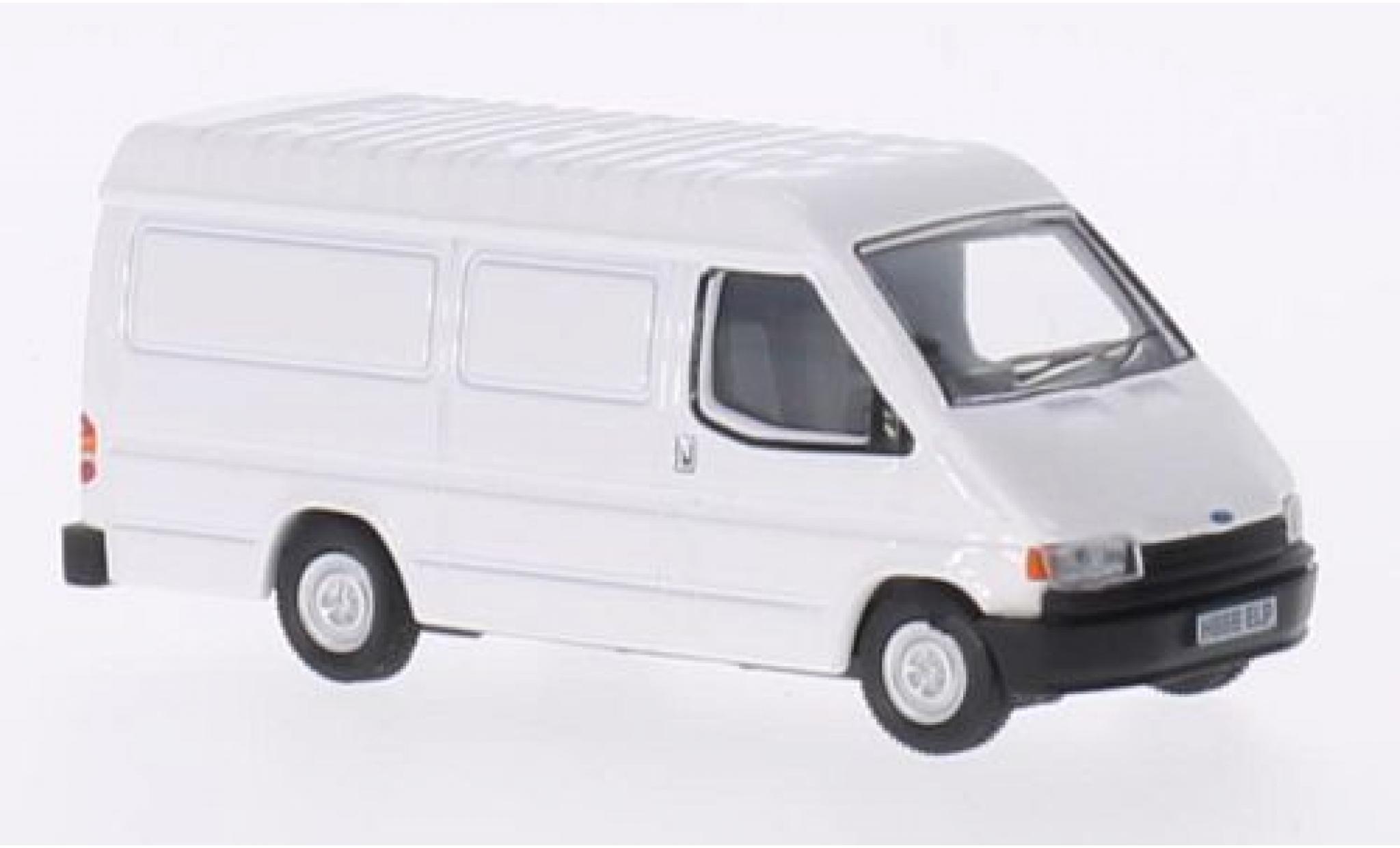 Ford Transit 1/76 Oxford MkIII blanche RHD