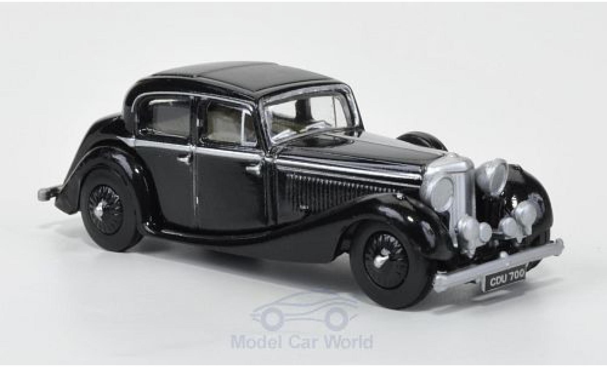 Jaguar SS 1/76 Oxford 2.5 litre black 1937
