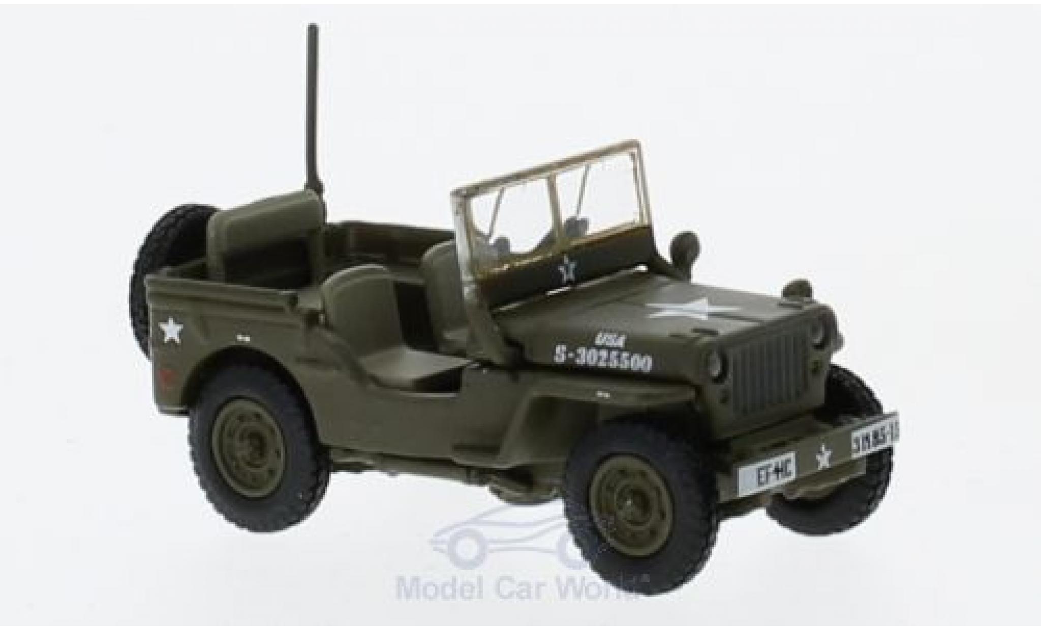 Jeep Willys 1/76 Oxford MB US Army