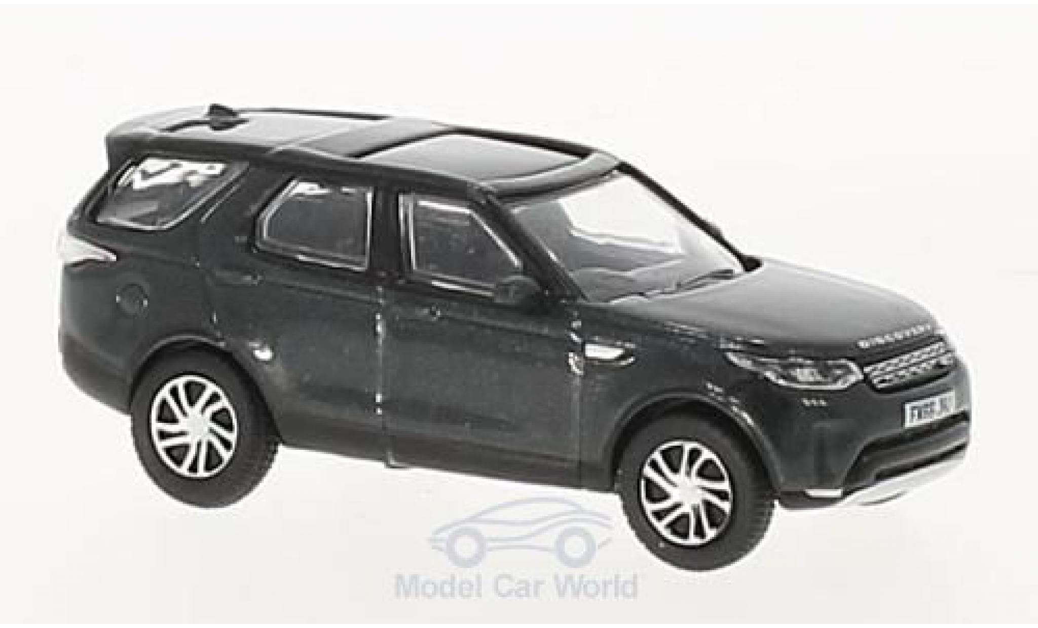 Land Rover Discovery 1/76 Oxford 5 HSE LUX noire