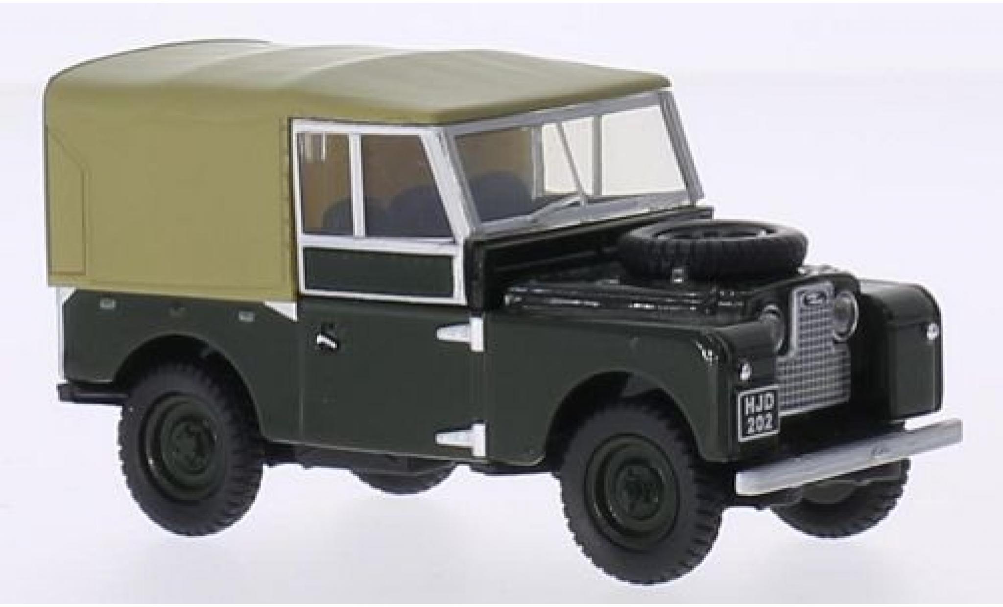 Land Rover Series 1 1/43 Oxford 88 verte RHD