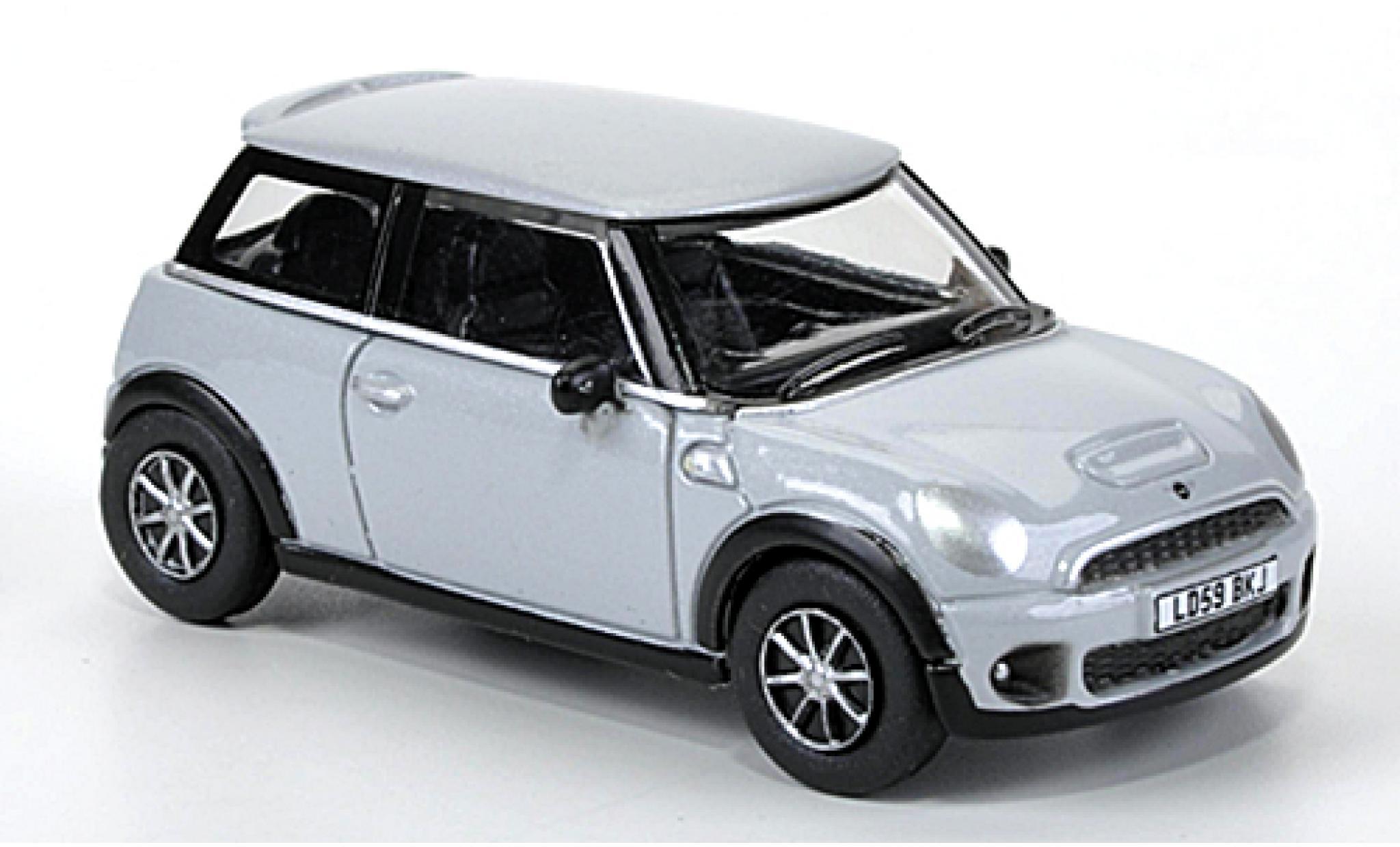 Mini Cooper 1/76 Oxford grise