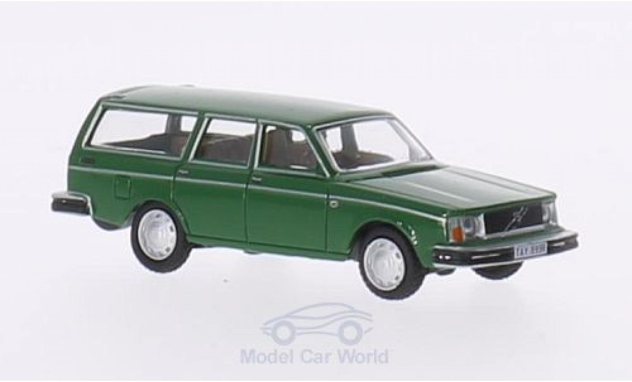 Volvo 245 1/76 Oxford Estate verte RHD