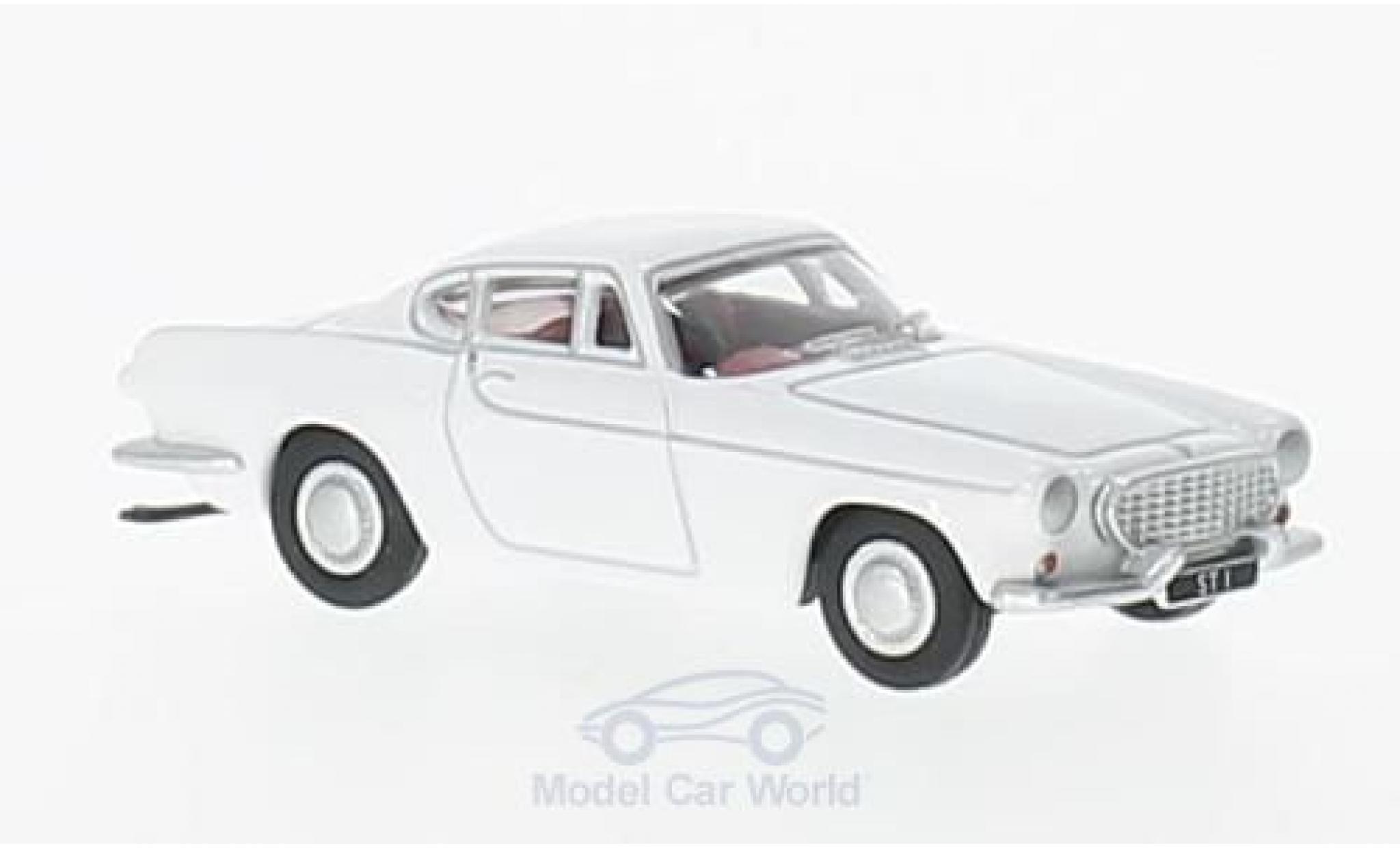 Volvo P1800 1/76 Oxford blanche