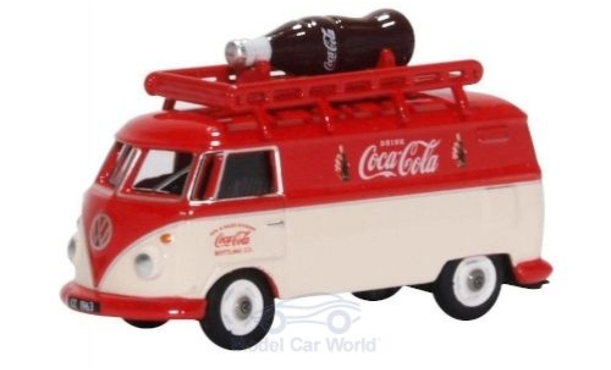 Volkswagen T1 1/76 Oxford Van Bottle Coca Cola