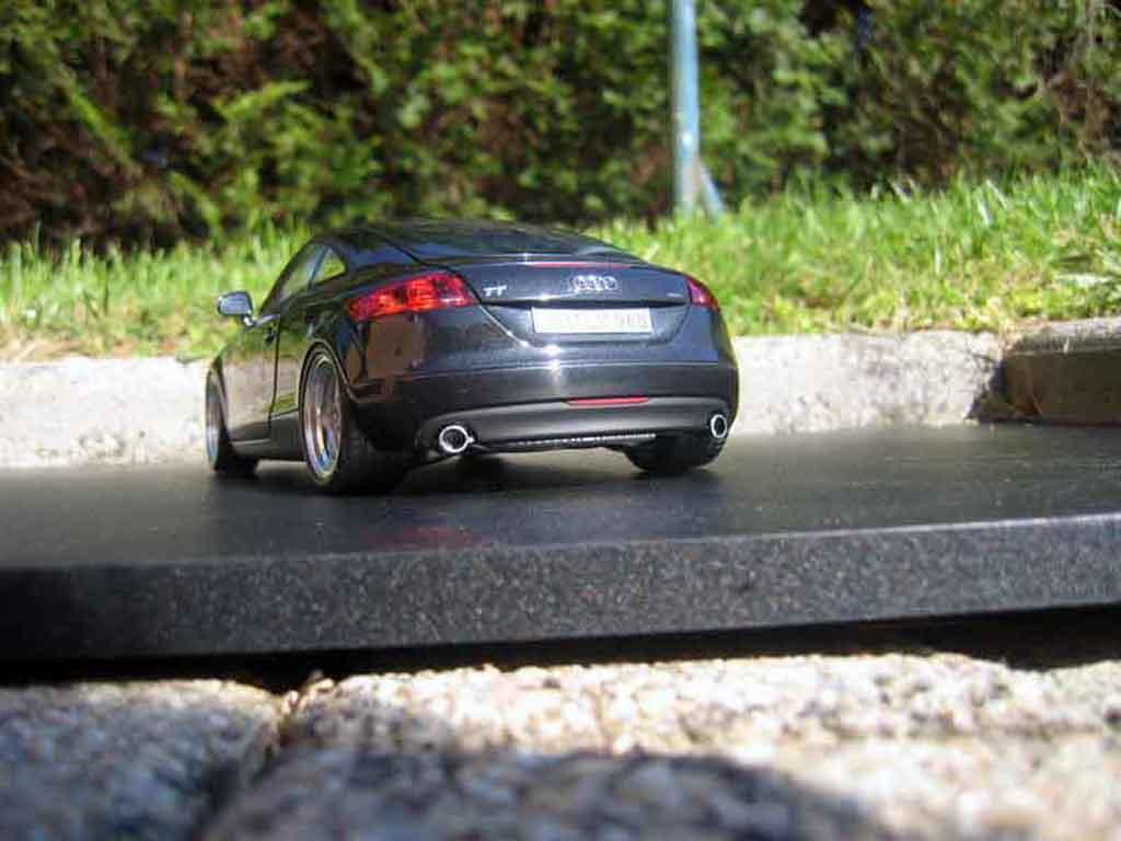 Audi TT coupe 1/18 Minichamps quattro 3.2 jantes porsche