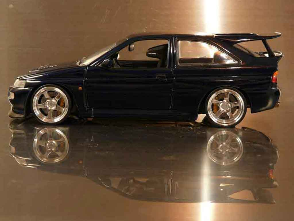 Ford Escort Cosworth 1/18 Ut Models rs tuning