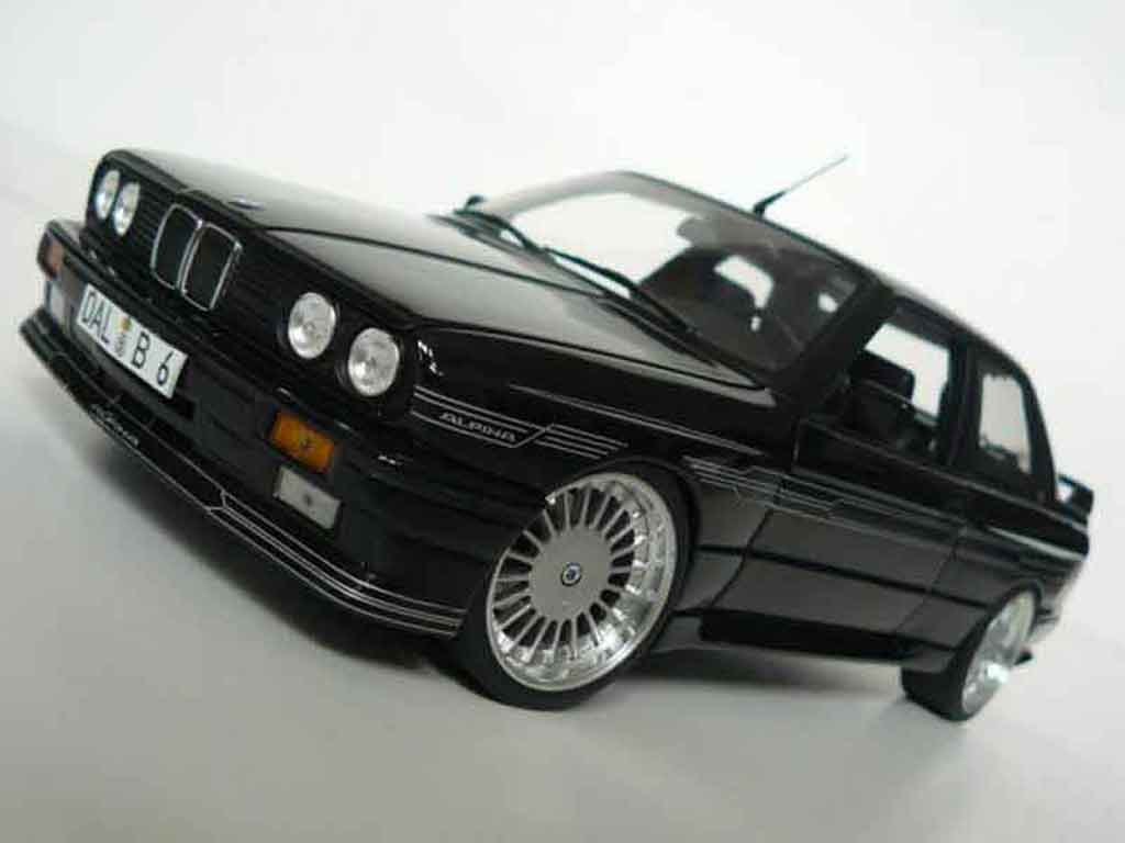 bmw m3 e30 alpina b6s minichamps diecast model car 1 18. Black Bedroom Furniture Sets. Home Design Ideas