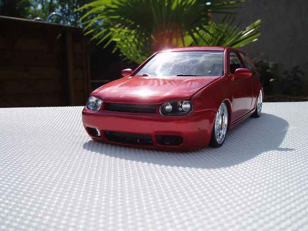 Volkswagen Golf 4 Gti Revell Diecast Model Car 1 18 Buy