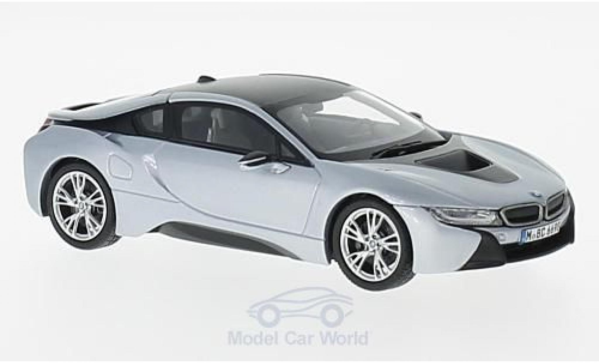 Bmw i8 1/43 Paragon grey/grey