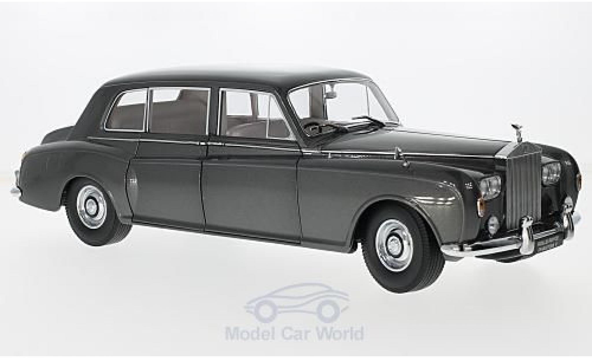 Rolls Royce Phantom 1/18 Paragon V métallisé grise RHD 1964