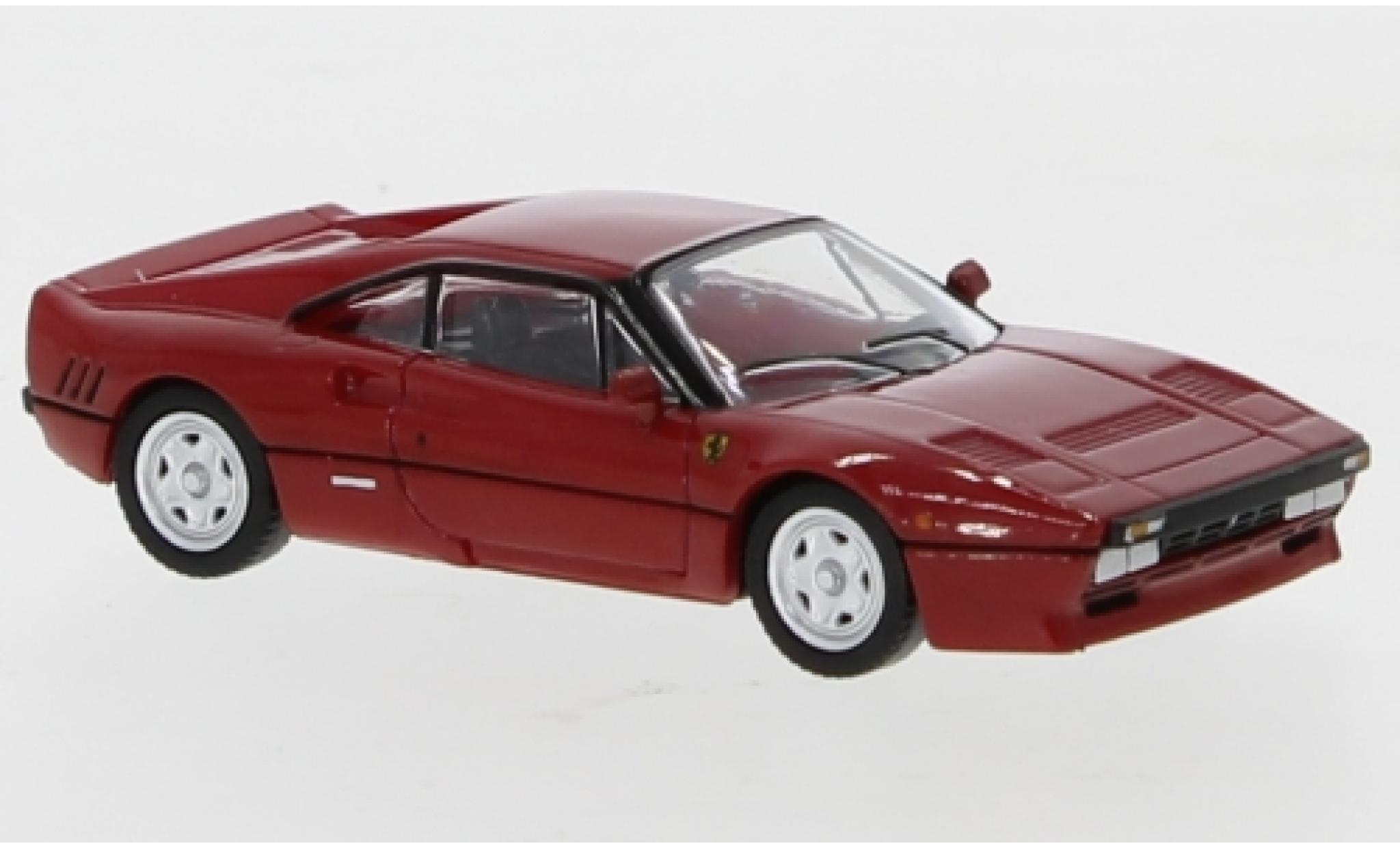 Ferrari 288 1/87 PCX87 GTO red 1984