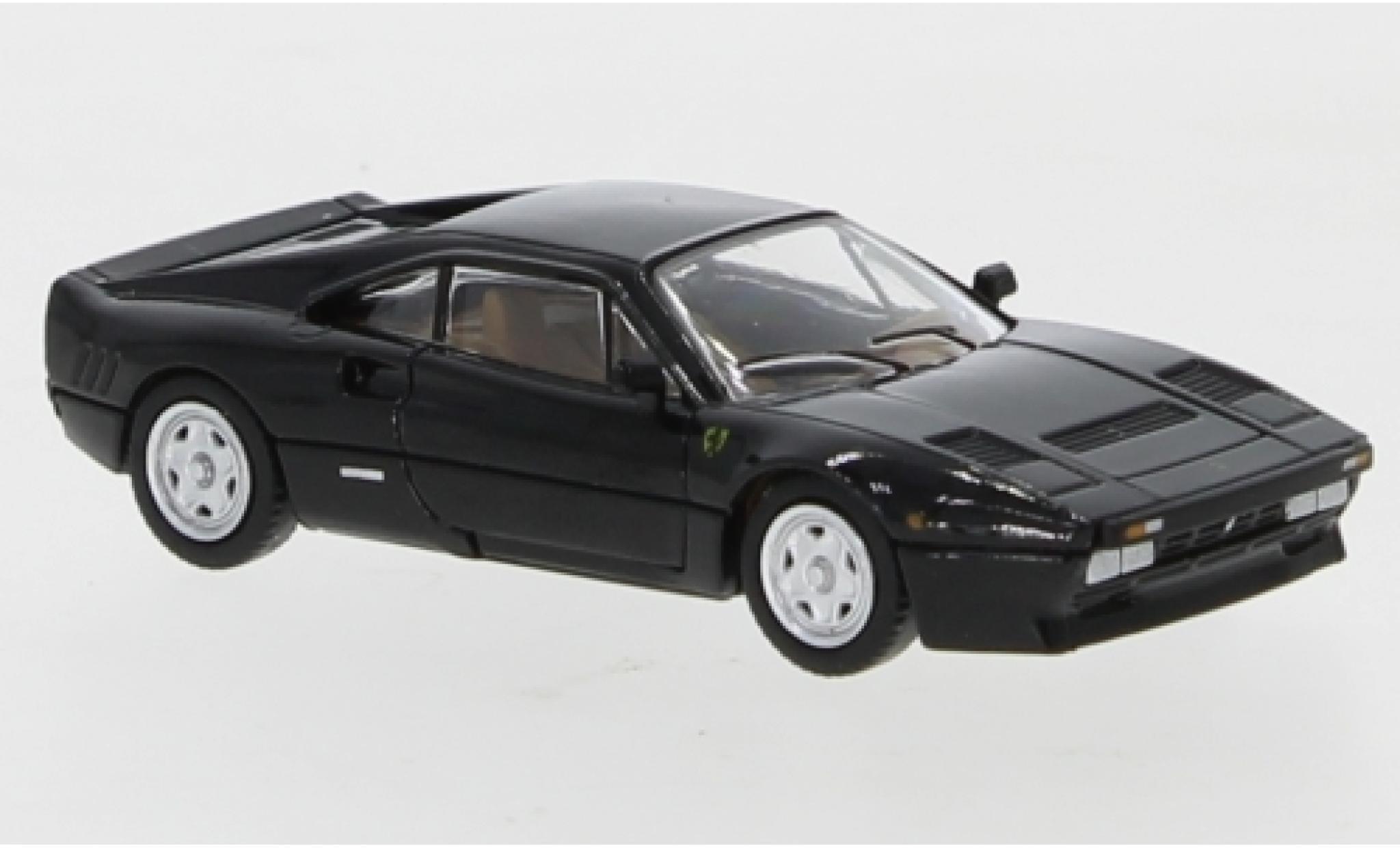 Ferrari 288 1/87 PCX87 GTO noire 1984