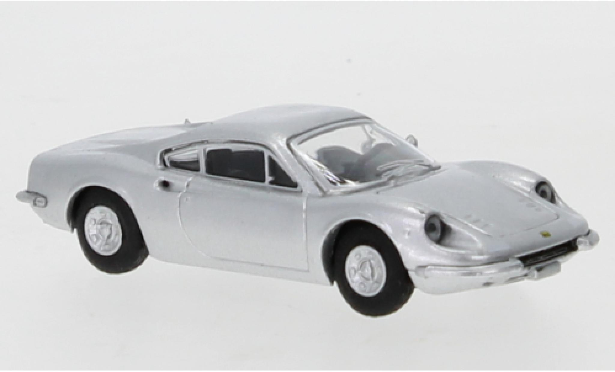 Ferrari Dino 1/87 PCX87 246 GT grise 1969